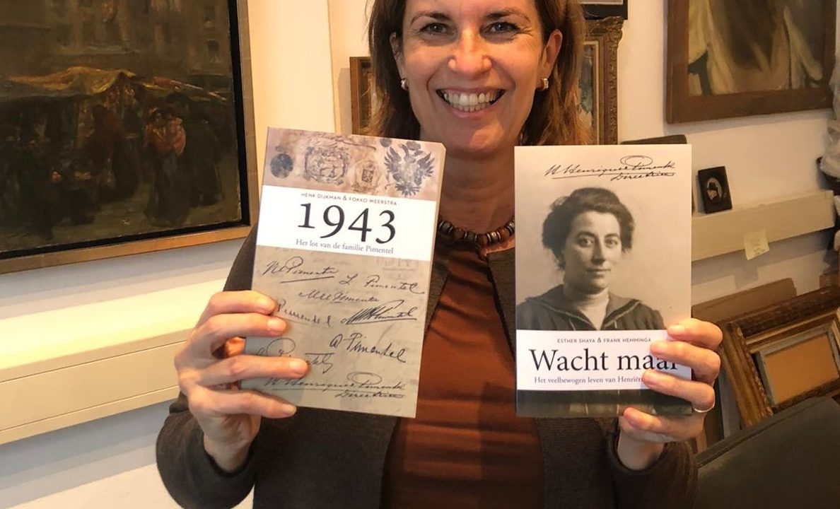 Presentatie Wacht maar en 1943 in JHM